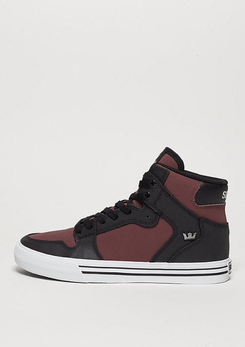 Supra Vaider plum black/white