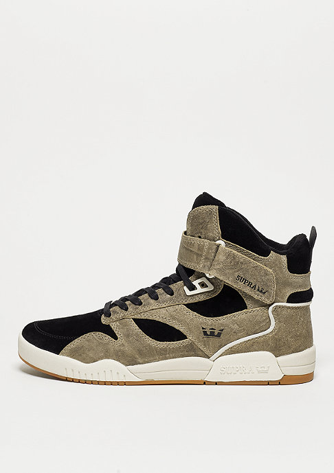 Supra Bleeker tan/black/off white