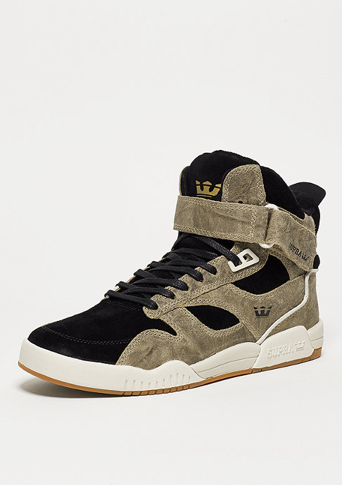 Supra Schuh Bleeker tan/black/off white