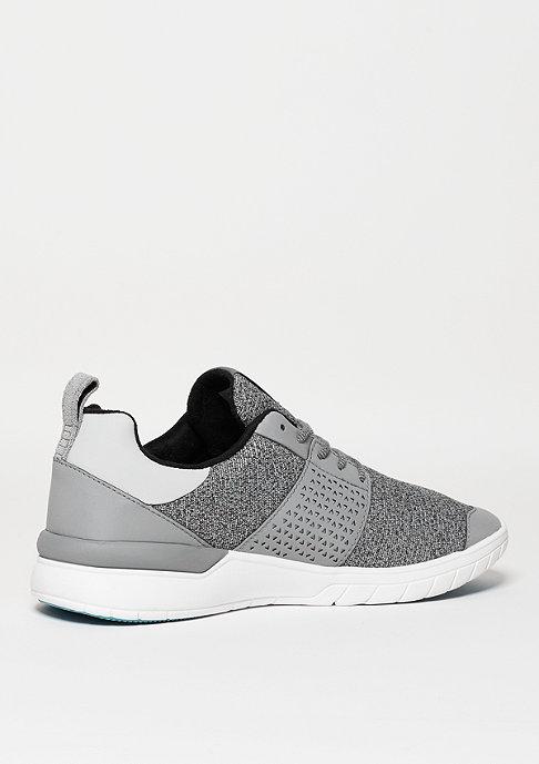 Supra Schuh Scissor grey/charcoal/aqua