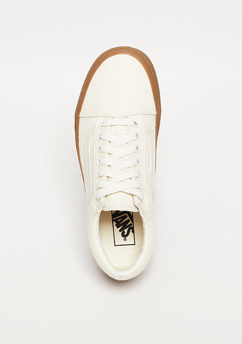 VANS Skateschuh Old Skool Lace Pack whisper white/classic gum