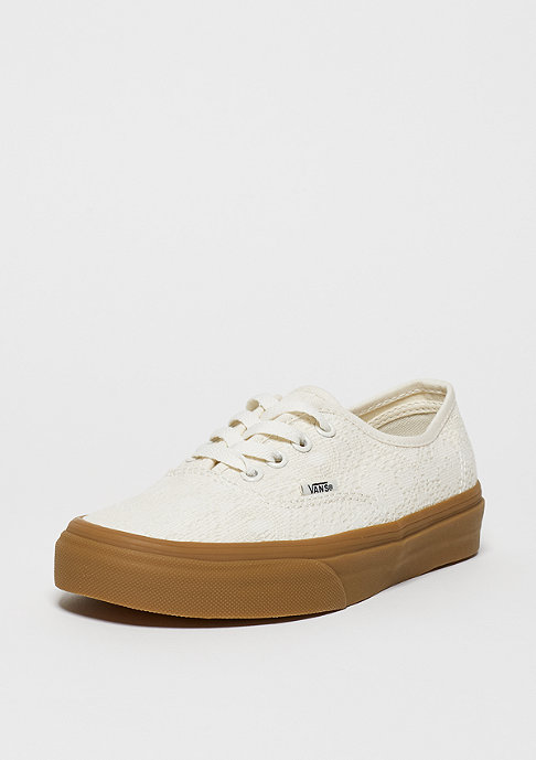 VANS Schuh Authentic Lace Pack whisper white/classic gum