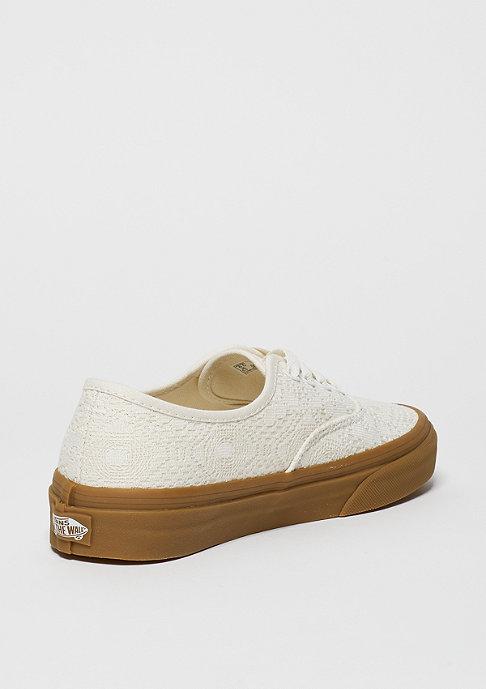 VANS Schuh Authentic Lace Pack whisper white/classic gum