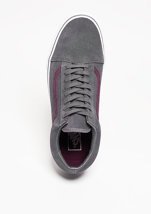 VANS Old Skool Reptile grey/port royale