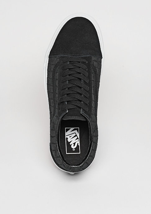 VANS Old Skool Suede Checkers black