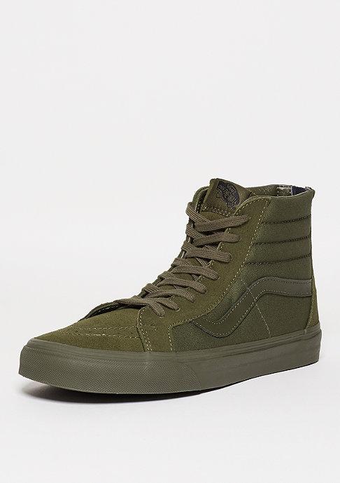 VANS Skateschuh SK8-Hi Reissue Zip Mono ivy green