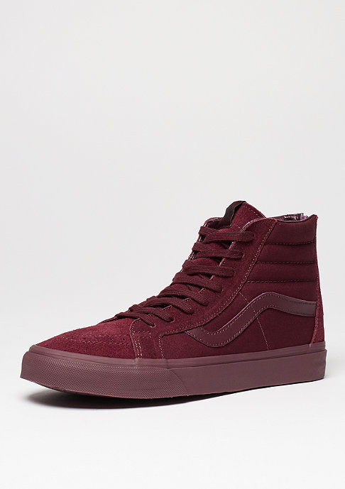 VANS SK8-Hi Reissue Zip Mono port royale