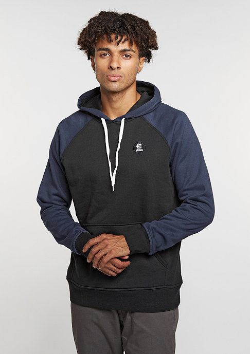 Etnies Hooded-Sweatshirt E-Base black/navy