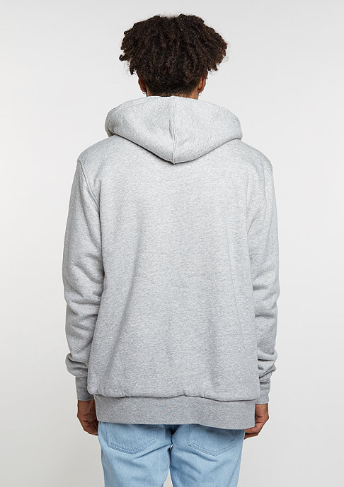 Etnies Hooded-Zipper E Base Sherpa grey/heather