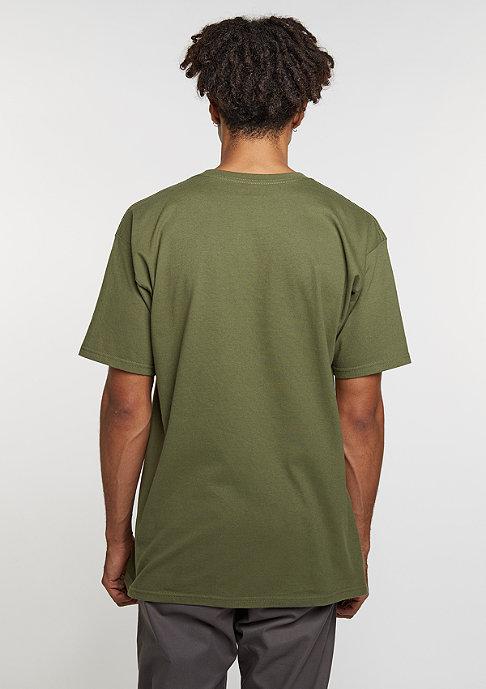 Etnies T-Shirt Mini Icon military