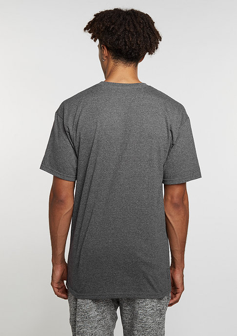 Etnies T-Shirt Box Logo charcoal/heather