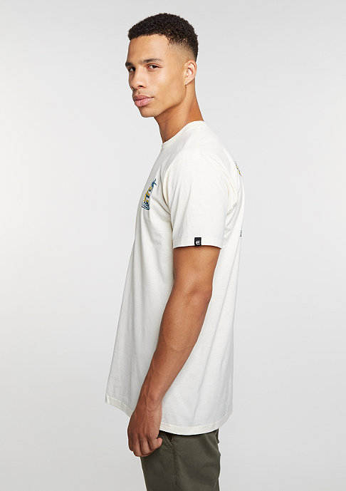 Etnies T-Shirt Another Day natural/white