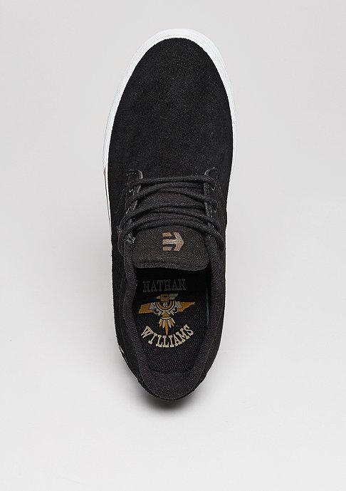 Etnies Skateschuh Jameson Vulc black/white/gum