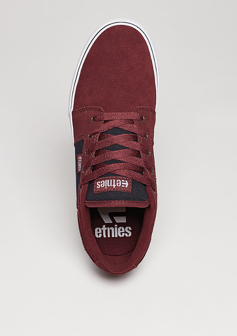 Etnies Barge LS red/navy