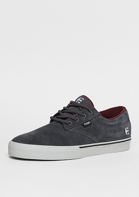 Etnies Jameson Vulc dark grey/grey/red