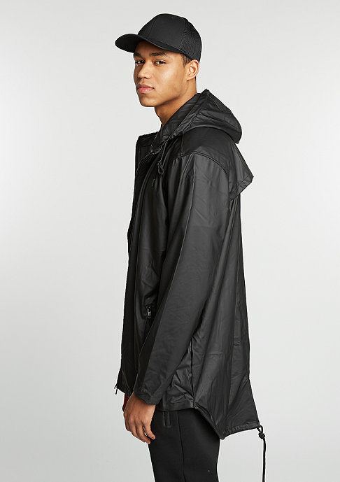 Urban Classics Raincoat black