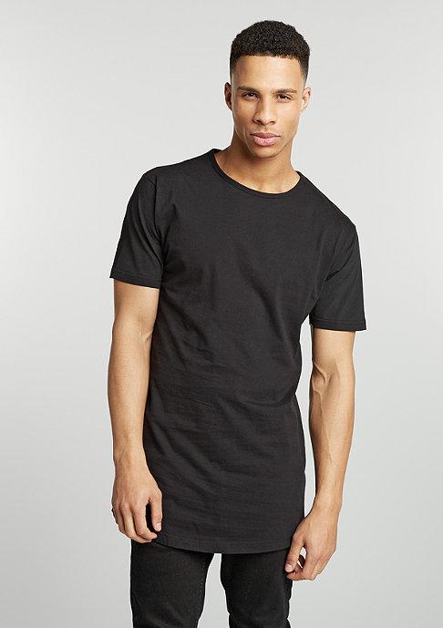 Urban Classics T-Shirt Peached Shape Long black