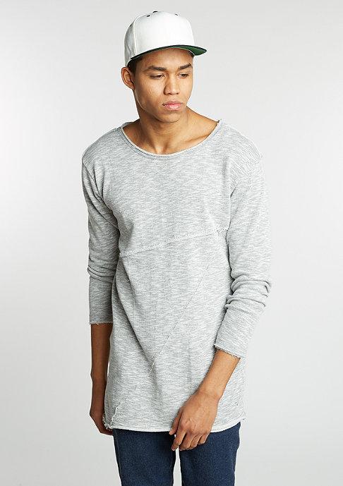 Urban Classics Fashion Long Terry grey melange