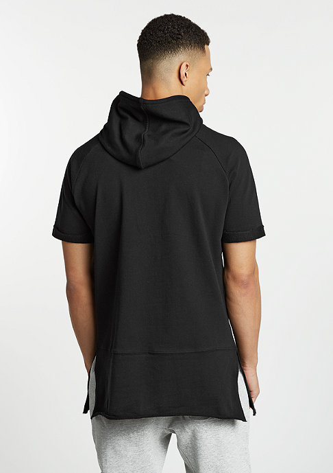 Urban Classics Shortsleeve Long Raglan black