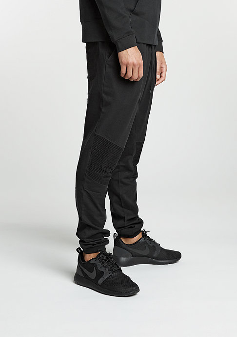 Urban Classics Trainingsbroek Deep Crotch Terry Biker black