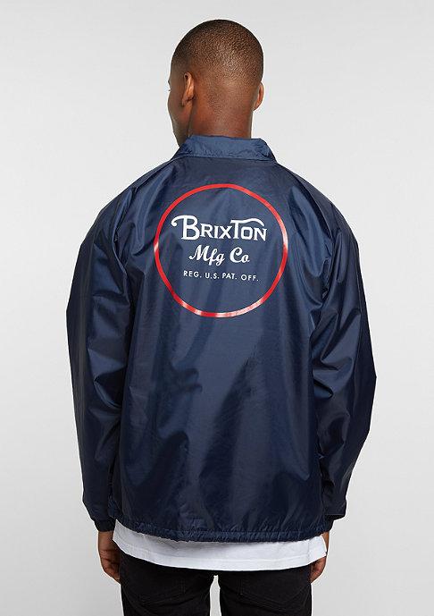 Brixton Wheeler navy