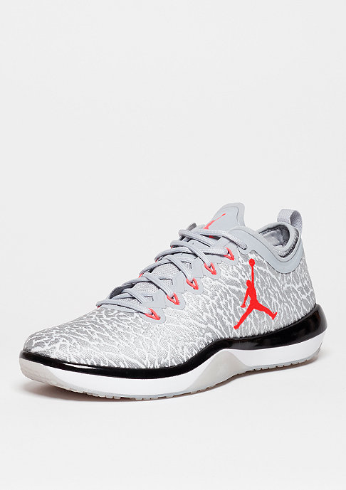 JORDAN Basketballschuh Jordan PT1 Trainer Low white/infrared/grey