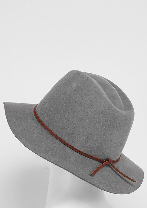 Brixton Wesley Fedora light grey