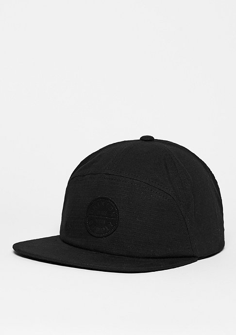Brixton Oath 7 Panel Cap black