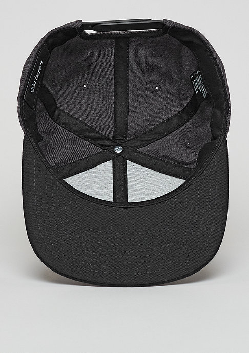 Brixton Snapback-Cap Jolt charcoal heather/black