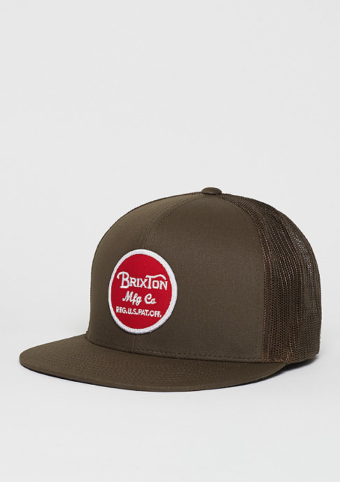 Brixton Wheeler Mesh brown
