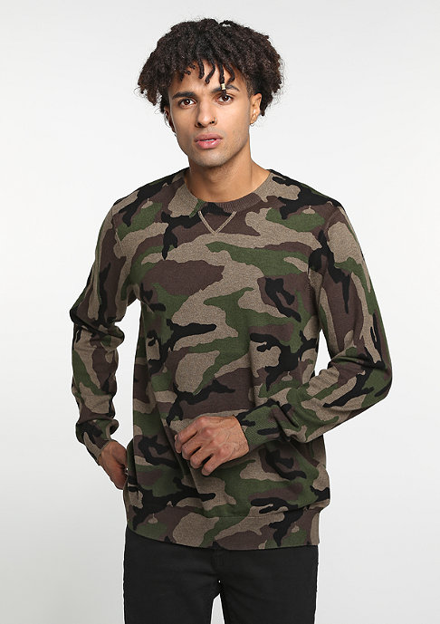 VANS Sayler camo heather