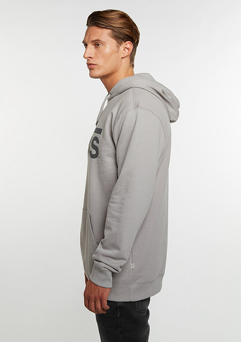 VANS Hooded-Sweatshirt Classic frost grey/new charcoal