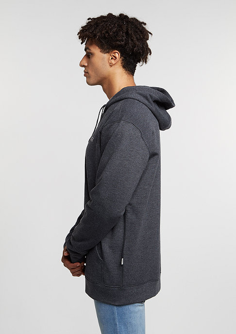 VANS Hooded-Zipper Core Basics Zip Hoodie IV black heather