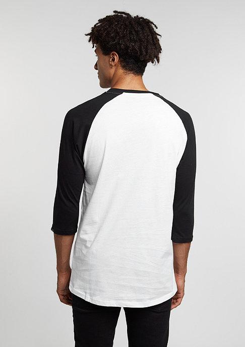 VANS OTW Raglan white/black/black