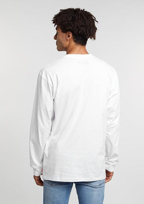 VANS OTW Long Sleeve white/black