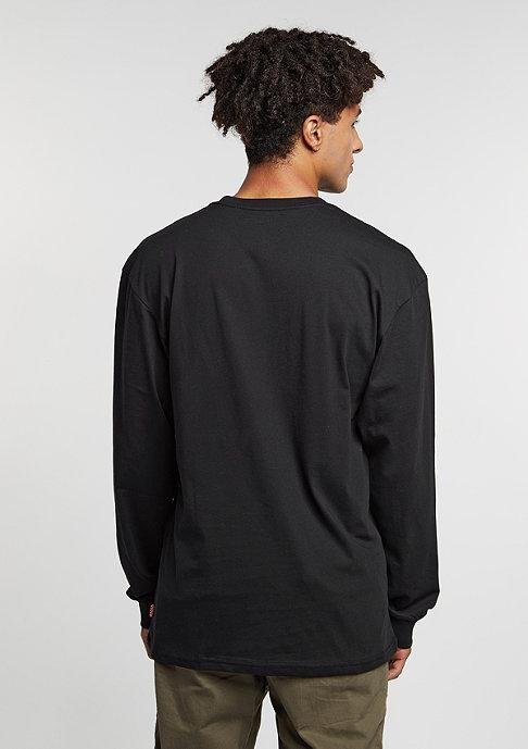 VANS Longsleeve Classic Logo Fills black/datoura toile
