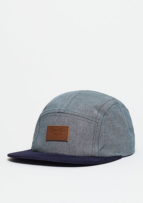 Brixton Grade 5 Panel light blue/navy