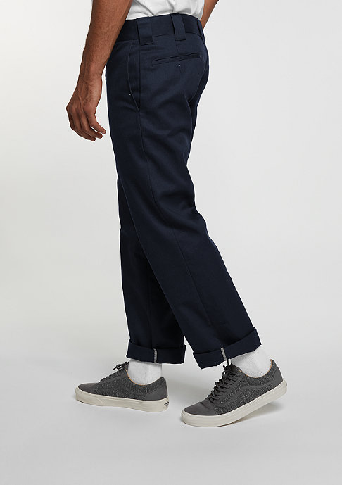 Dickies Straight Work Pant dark navy