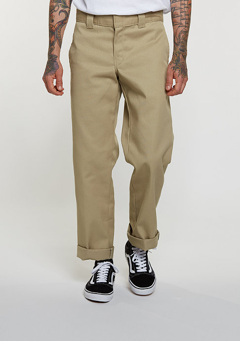 Dickies Straight Work Pant khaki