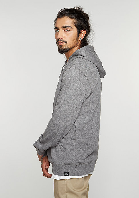 Dickies Hooded-Sweatshirt Delaware drk grey melange
