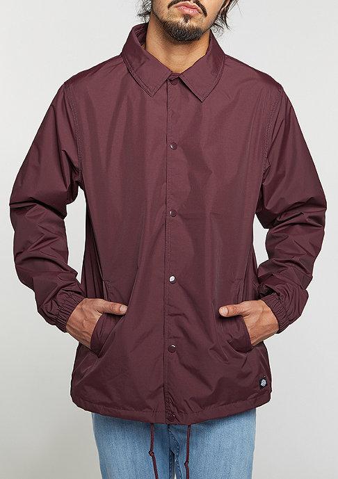 Dickies Übergangsjacke Torrance maroon