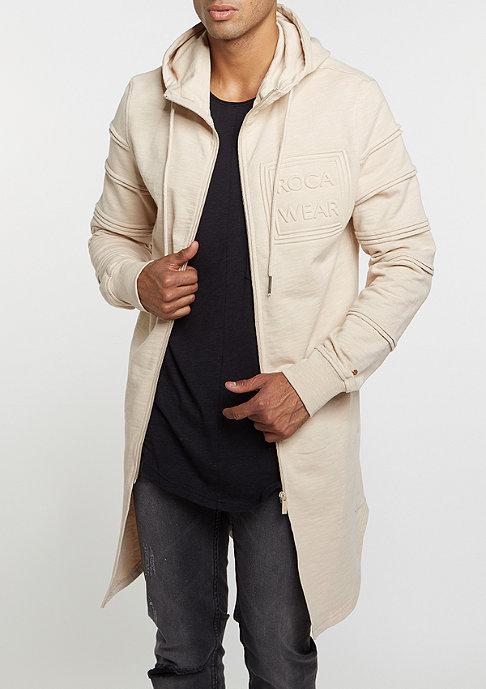 Rocawear Hooded-Zipper sandshell