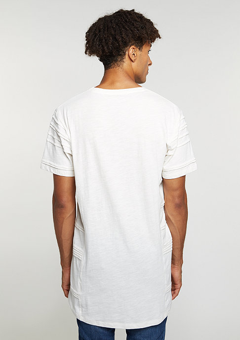 Rocawear T-Shirt Long Tee white