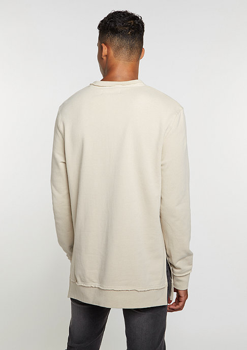 Rocawear Sweatshirt Crewneck sandshell
