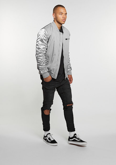 Rocawear Outerwear Jacket grey
