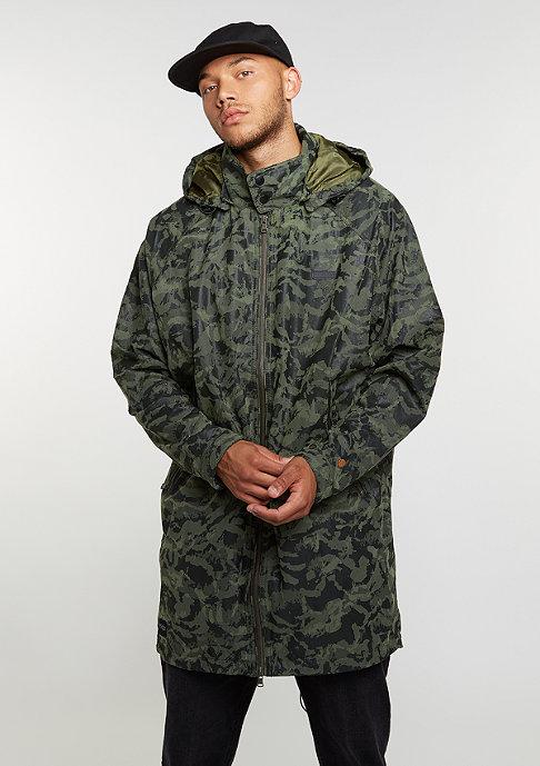 Rocawear Outerwear Jacket camo