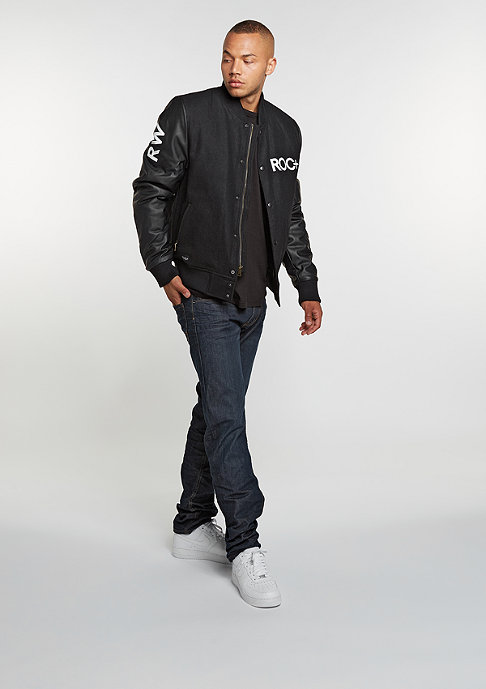 Rocawear Baseball Jacket black