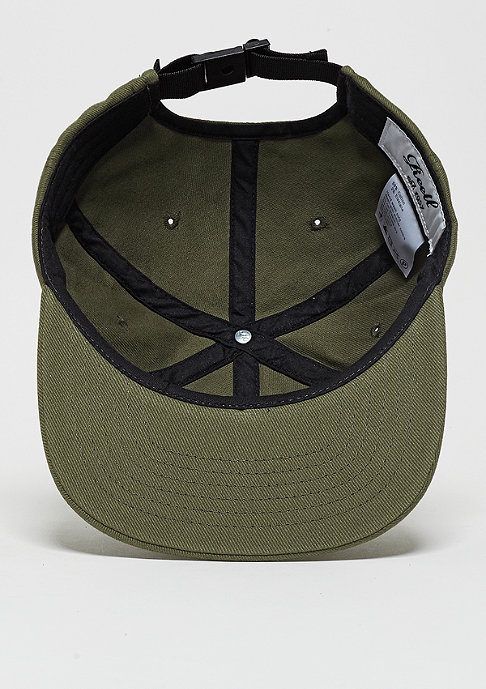 Reell Flat 6-Panel olive