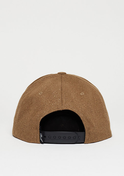 Reell Suede 6-Panel camel wool