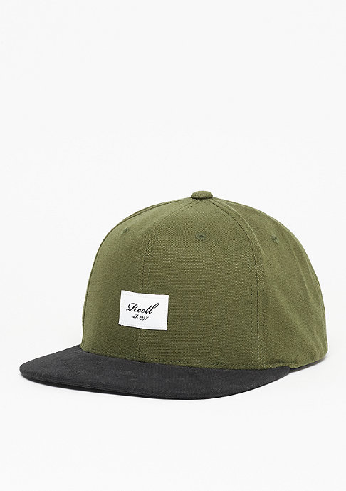 Reell Pitchout 6-Panel olive/black